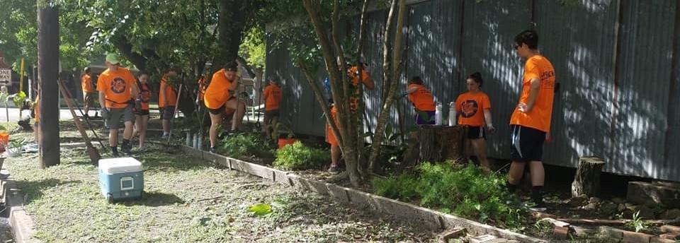 Youth Gardening in Houston