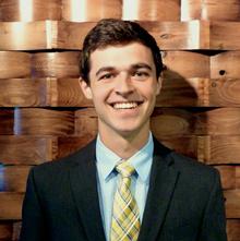 Messiah Alumni Nate Roman