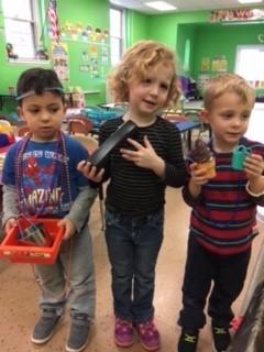 Messiah Lutheran Preschool Students