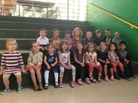 Preschool Schedule - 3 & 4 Year Old Classes Offered